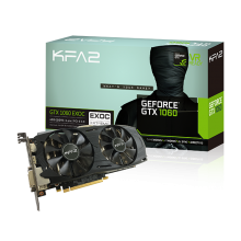 KFA2 GeForce®  GTX 1060 EXOC 6GB